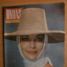 Cine: ONDAS Nº267.1964.ELSA CARDENAS,C.CARDINALE,R.SCHNEIDER,J.PRATS,DESIREE DE SUECIA,MARGARITA.. Lote 36783567