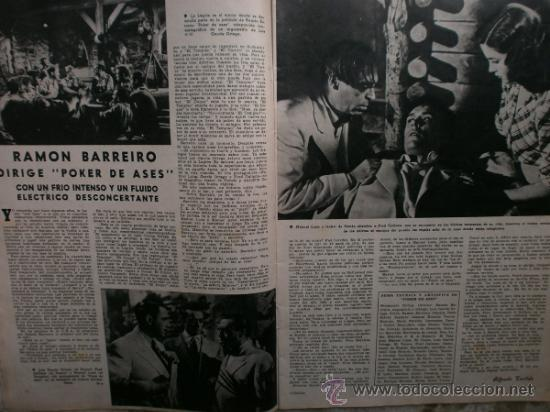 Cine: CAMARA Nº99.1947.IMOGENE CARPENTER,R.MELLER,K.HEPBURN,E.SOTO,A.MARISCAL,S.TEMPLE,R.GIL,A.DE CORDOBA. - Foto 5 - 36802682
