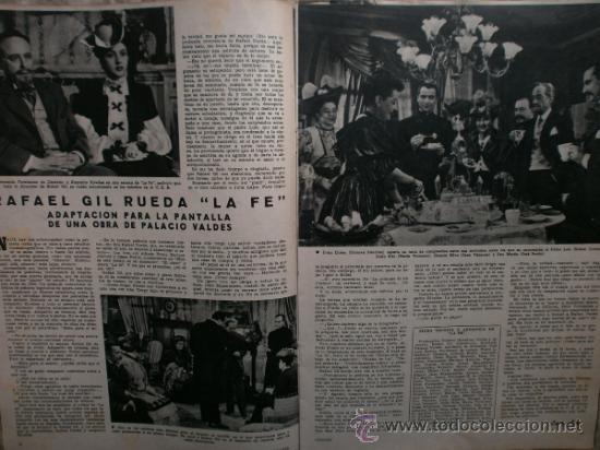 Cine: CAMARA Nº99.1947.IMOGENE CARPENTER,R.MELLER,K.HEPBURN,E.SOTO,A.MARISCAL,S.TEMPLE,R.GIL,A.DE CORDOBA. - Foto 10 - 36802682
