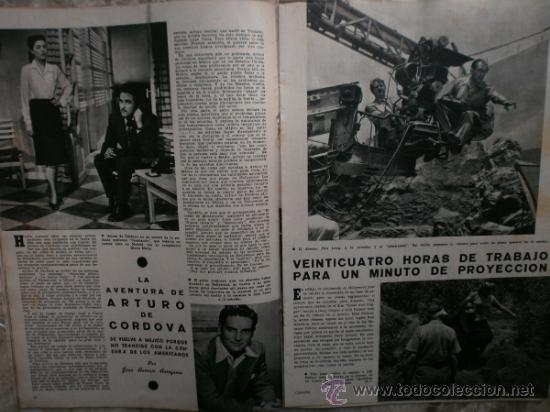 Cine: CAMARA Nº99.1947.IMOGENE CARPENTER,R.MELLER,K.HEPBURN,E.SOTO,A.MARISCAL,S.TEMPLE,R.GIL,A.DE CORDOBA. - Foto 11 - 36802682