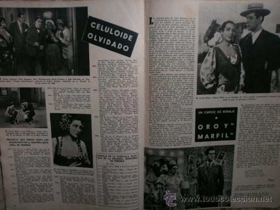 Cine: CAMARA Nº99.1947.IMOGENE CARPENTER,R.MELLER,K.HEPBURN,E.SOTO,A.MARISCAL,S.TEMPLE,R.GIL,A.DE CORDOBA. - Foto 15 - 36802682