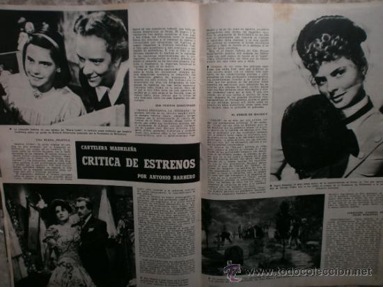 Cine: CAMARA Nº99.1947.IMOGENE CARPENTER,R.MELLER,K.HEPBURN,E.SOTO,A.MARISCAL,S.TEMPLE,R.GIL,A.DE CORDOBA. - Foto 16 - 36802682