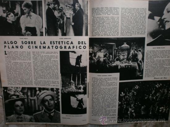 Cine: CAMARA Nº99.1947.IMOGENE CARPENTER,R.MELLER,K.HEPBURN,E.SOTO,A.MARISCAL,S.TEMPLE,R.GIL,A.DE CORDOBA. - Foto 18 - 36802682