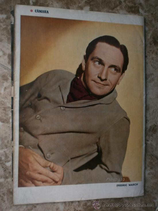 Cine: CAMARA Nº99.1947.IMOGENE CARPENTER,R.MELLER,K.HEPBURN,E.SOTO,A.MARISCAL,S.TEMPLE,R.GIL,A.DE CORDOBA. - Foto 19 - 36802682