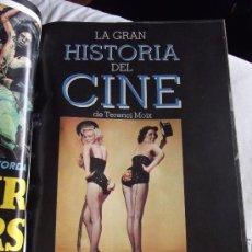 Cine: LA GRAN HISTORIA DEL CINE. TERENCI MOIX. FASCICULOS DEL 1 AL 50 ENCUADERNADO. Lote 36937809