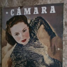 Cine: CAMARA Nº89.1946.NANCY COLEMAN,I.BERGMAN,P.BALLESTEROS,M.LOCKWOOD,J.HODIAK,B.TYLER,W.BEERY,N.MISTRAL. Lote 36953389