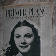 Cine: PRIMER PLANO Nº60.1941.ESTHER FERNANDEZ,A.MAYO,M.JACOBINI,J.CABALLERO,E.DREW,J.COOPER.. Lote 36965203