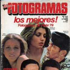 Cine: ANA BELÉN, REVISTA FOTOGRAMAS DE 1980.. Lote 36968487