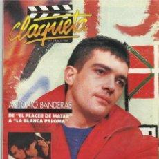 Cine: REVISTA CLAQUETA Nº3 MAYO 1989. Lote 37058895