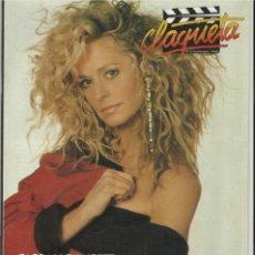 Cinema: REVISTA CLAQUETA Nº 6 SEPTIEMBRE 1989. Lote 37058911