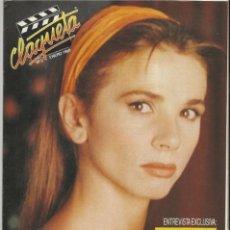 Cine: REVISTA CLAQUETA Nº 9 ENERO 1990. Lote 37058942
