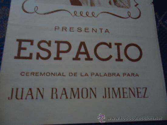 Cine: TEATRO DEL MENTIDERO CADIZ ESPACIO CEREMONIAL DE LA PALABRA JUAN RAMON JIMENEZ -TEATRO FALLA - Foto 4 - 37092400