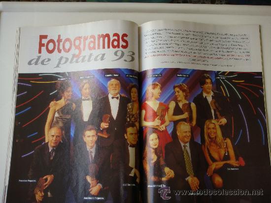 Cine: fotogramas nº 1807, abril 1994, port. antonio banderas - Foto 5 - 37296311