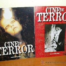 Cine: CINE DE TERROR - PLANETA AGOSTINI - FASCICULO 2 + PRESENTACION. Lote 37489291