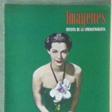 Cine: RW19 MARIA MONTEZ REVISTA ESPAÑOLA IMAGENES Nº 19 NOVIEMBRE 1946. Lote 37572978