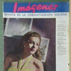 Cine: RW68 MARIA MONTEZ REVISTA ESPAÑOLA IMAGENES Nº 2 MAYO 1945. Lote 37598299
