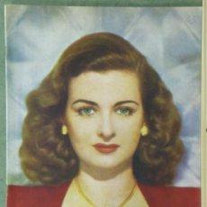 Cine: RW72 JOAN BENNETT REVISTA ESPAÑOLA IMAGENES Nº 23 MARZO 1947. Lote 37598477