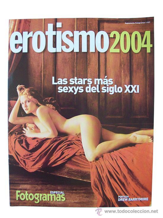"SUPLEMENTO ""FOTOGRAMAS"" – EROTISMO 2004 (Cine - Revistas - Fotogramas)"