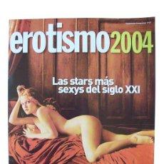 "Cine: SUPLEMENTO ""FOTOGRAMAS"" – EROTISMO 2004. Lote 37601443"
