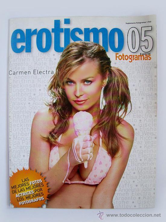 "SUPLEMENTO ""FOTOGRAMAS"" – EROTISMO 2005 (Cine - Revistas - Fotogramas)"