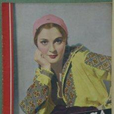 Cine: RX06 ANNA STEN REVISTA ESPAÑOLA CINEGRAMAS Nº 24 FEBRERO 1935. Lote 37604547
