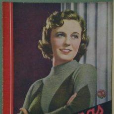Cine: RX09 MARGARET SULLAVAN REVISTA ESPAÑOLA CINEGRAMAS Nº 37 MAYO 1935. Lote 37604715