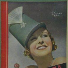 Cine: RX08 VERONICA ROSE REVISTA ESPAÑOLA CINEGRAMAS Nº 36 MAYO 1935. Lote 37604722