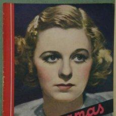 Cine: RX11 MARGARET SULLAVAN REVISTA ESPAÑOLA CINEGRAMAS Nº 49 AGOSTO 1935. Lote 37604972