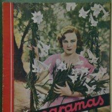 Cine: RX12 MADGE EVANS REVISTA ESPAÑOLA CINEGRAMAS Nº 50 AGOSTO 1935. Lote 37605017