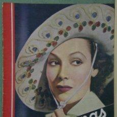Cine: RX13 DOLORES DEL RIO REVISTA ESPAÑOLA CINEGRAMAS Nº 51 SEPTIEMBRE 1935. Lote 37605072
