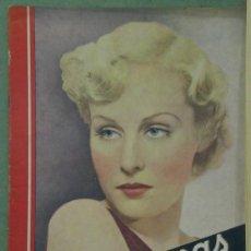 Cine: RX15 MADGE EVANS REVISTA ESPAÑOLA CINEGRAMAS Nº 67 DICIEMBRE 1935. Lote 37605192