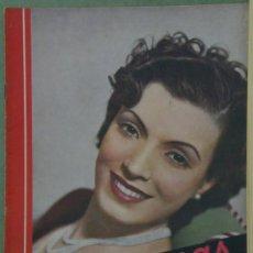 Cine: RX20 CONCHITA MONTENEGRO REVISTA ESPAÑOLA CINEGRAMAS Nº 62 NOVIEMBRE 1935. Lote 37605655