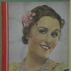 Cine: RX21 DANIELA PAROLA REVISTA ESPAÑOLA CINEGRAMAS Nº 63 NOVIEMBRE 1935. Lote 37605709