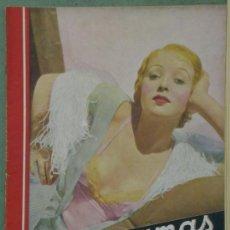 Cine: RX23 IDA LUPINO REVISTA ESPAÑOLA CINEGRAMAS Nº 28 MARZO 1935. Lote 37605752
