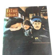 Cinema: REVISTA FILM IDEAL Nº 199 - VENECIA 66 - DOCTOR ZHIVAGO. Lote 37605968