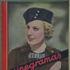 Cine: RX30 ROSITA DIAZ REVISTA ESPAÑOLA CINEGRAMAS Nº 38 JUNIO 1935. Lote 37606083