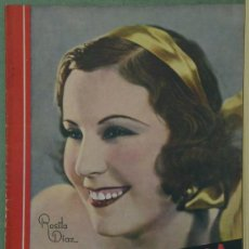 Cinema: RX38 ANNABELLA REVISTA ESPAÑOLA CINEGRAMAS Nº 8 NOVIEMBRE 1934. Lote 37606729