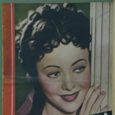 Cine: RX39 OLIVIA DE HAVILLAND REVISTA ESPAÑOLA CINEGRAMAS Nº 90 MAYO 1936. Lote 37606886