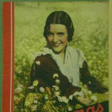 Cine: RX45 IMPERIO ARGENTINA REVISTA ESPAÑOLA CINEGRAMAS Nº 81 MARZO 1936. Lote 37649262