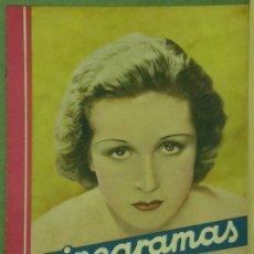 Kino - RX50 DANIELLE DARRIEUX REVISTA ESPAÑOLA CINEGRAMAS Nº 4 SEPTIEMBRE 1934 - 37649436