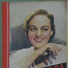 Cine: RX53 KATHERINE DEMILLE REVISTA ESPAÑOLA CINEGRAMAS Nº 91 JUNIO1936. Lote 37649533