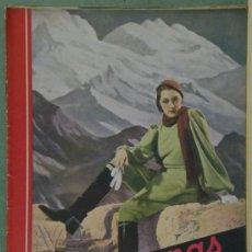 Cine: RX54 KATHLEEN BURKE REVISTA ESPAÑOLA CINEGRAMAS Nº 45 JULIO1935. Lote 37649573