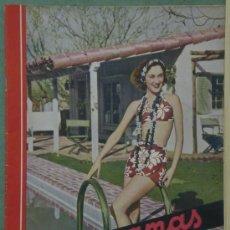 Cine: RX55 ANN DVORAK REVISTA ESPAÑOLA CINEGRAMAS Nº 46 JULIO1935. Lote 37649611