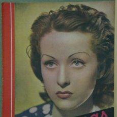 Kino - RX56 DANIELLE DARRIEUX REVISTA ESPAÑOLA CINEGRAMAS Nº 69 ENERO 1936 - 37649662
