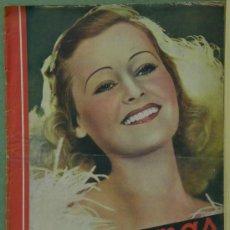 Cine: RX63 LILIAN HARVEY REVISTA ESPAÑOLA CINEGRAMAS Nº 92 JUNIO 1936. Lote 37649936