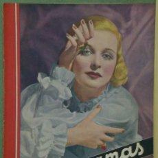 Cine: RX66 JOAN BENNETT REVISTA ESPAÑOLA CINEGRAMAS Nº 59 OCTUBRE 1935. Lote 37650034