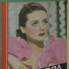 Cine: RX68 FRANCES GRANT REVISTA ESPAÑOLA CINEGRAMAS Nº 58 OCTUBRE 1935. Lote 37650132