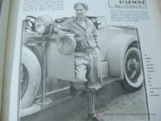 """Revista de cine """"popular film"""" ( año 1933 ) #jo - Sold through ..."""