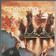 Cinema: REVISTA CINERAMA Nº 170 · MARZO 2009 · EN PORTADA: MÁS ALLÁ DE LOS SUEÑOS (60 PÁGINAS). Lote 37677986