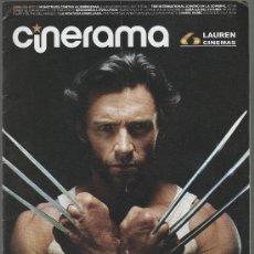 Cine: REVISTA CINERAMA Nº 171 · ABRIL 2009 · EN PORTADA: HUGH JACKMAN (60 PÁGINAS). Lote 37678378